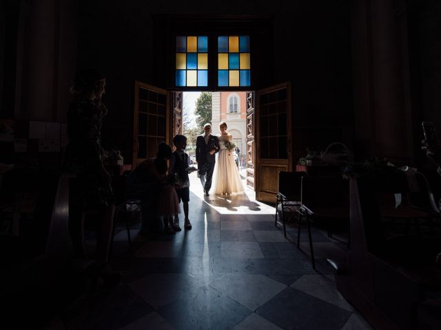 Il matrimonio di Saverio e Martina a Lucca, Lucca 15