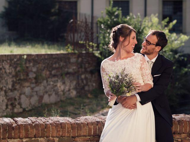 Il matrimonio di Saverio e Martina a Lucca, Lucca 21