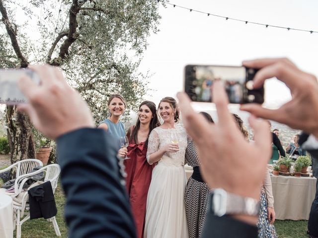 Il matrimonio di Saverio e Martina a Lucca, Lucca 24