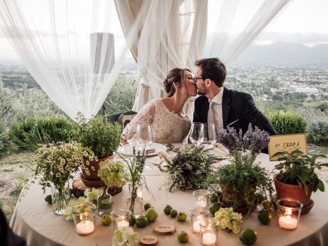 Il matrimonio di Saverio e Martina a Lucca, Lucca 27