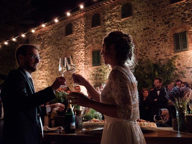 Il matrimonio di Saverio e Martina a Lucca, Lucca 32