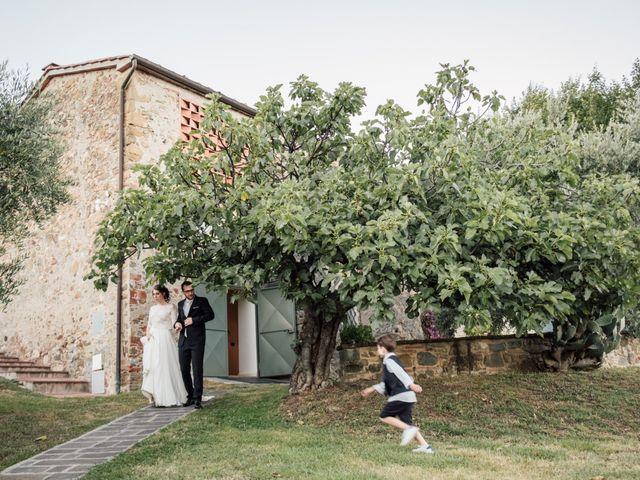 Il matrimonio di Saverio e Martina a Lucca, Lucca 26