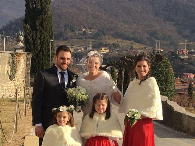 Il matrimonio di Davide e Krizia a Trescore Balneario, Bergamo 14