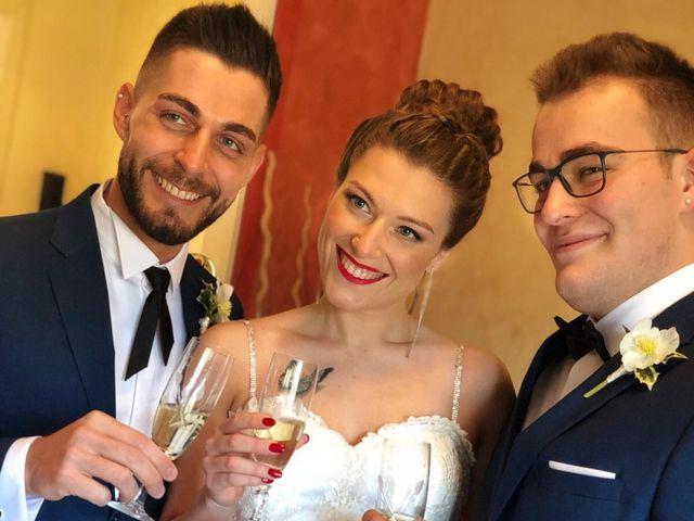 Il matrimonio di Davide e Krizia a Trescore Balneario, Bergamo 18