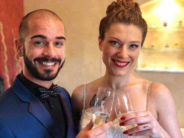 Il matrimonio di Davide e Krizia a Trescore Balneario, Bergamo 19