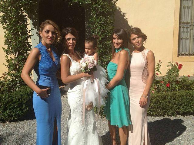 Il matrimonio di Pier Paolo e Giovanna a Cortenuova, Bergamo 16