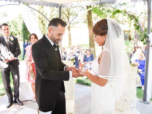 Il matrimonio di Pier Paolo e Giovanna a Cortenuova, Bergamo 48