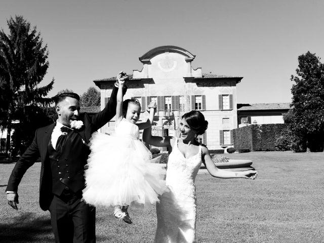 Il matrimonio di Pier Paolo e Giovanna a Cortenuova, Bergamo 59