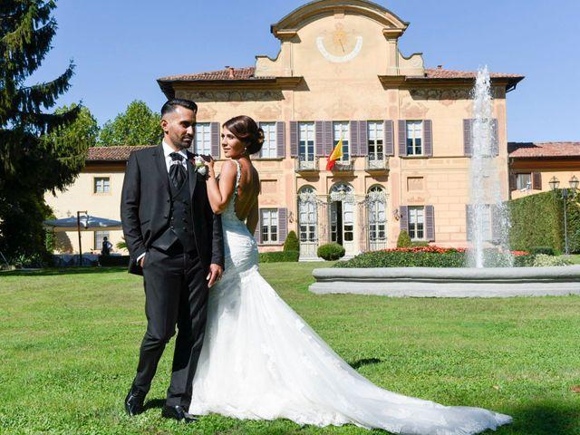 Il matrimonio di Pier Paolo e Giovanna a Cortenuova, Bergamo 60