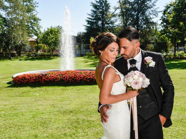 Il matrimonio di Pier Paolo e Giovanna a Cortenuova, Bergamo 62