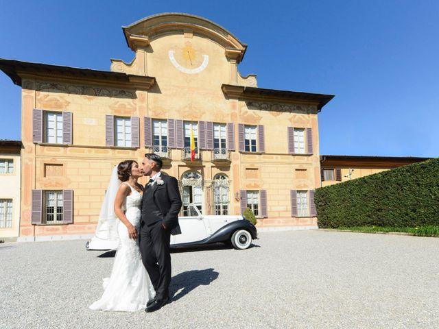 Il matrimonio di Pier Paolo e Giovanna a Cortenuova, Bergamo 88