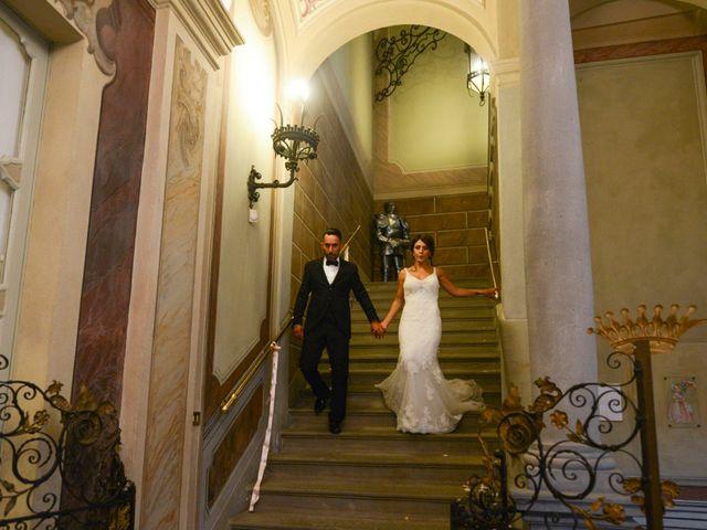 Il matrimonio di Pier Paolo e Giovanna a Cortenuova, Bergamo 94