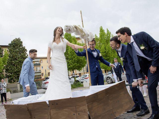 Il matrimonio di Leonardo e Ilaria a Venezia, Venezia 21