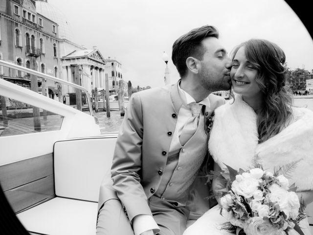 Il matrimonio di Leonardo e Ilaria a Venezia, Venezia 1