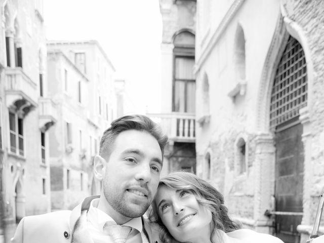 Il matrimonio di Leonardo e Ilaria a Venezia, Venezia 22