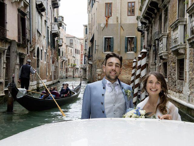 Il matrimonio di Leonardo e Ilaria a Venezia, Venezia 23