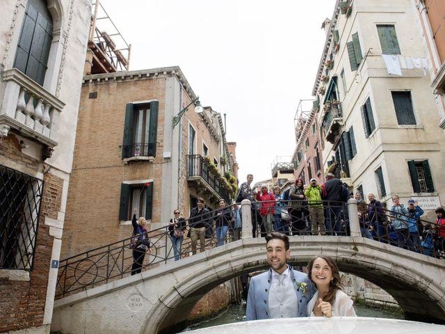 Il matrimonio di Leonardo e Ilaria a Venezia, Venezia 24