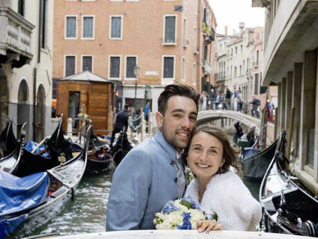 Il matrimonio di Leonardo e Ilaria a Venezia, Venezia 25