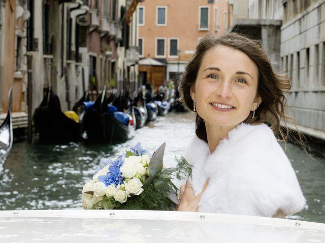 Il matrimonio di Leonardo e Ilaria a Venezia, Venezia 26