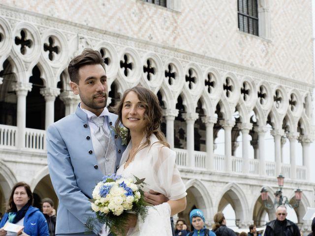 Il matrimonio di Leonardo e Ilaria a Venezia, Venezia 27