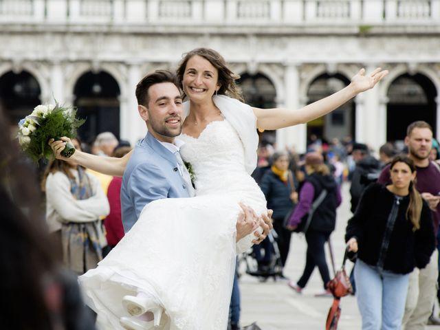 Il matrimonio di Leonardo e Ilaria a Venezia, Venezia 28