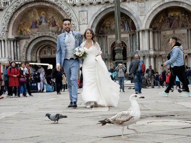 Il matrimonio di Leonardo e Ilaria a Venezia, Venezia 2