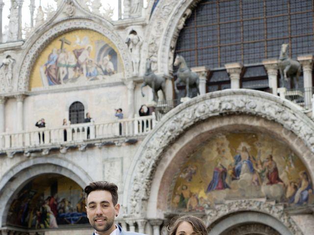 Il matrimonio di Leonardo e Ilaria a Venezia, Venezia 29