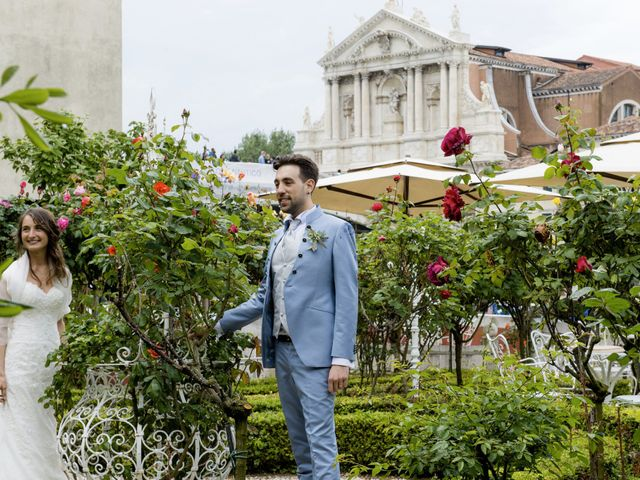 Il matrimonio di Leonardo e Ilaria a Venezia, Venezia 37