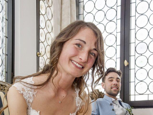 Il matrimonio di Leonardo e Ilaria a Venezia, Venezia 51