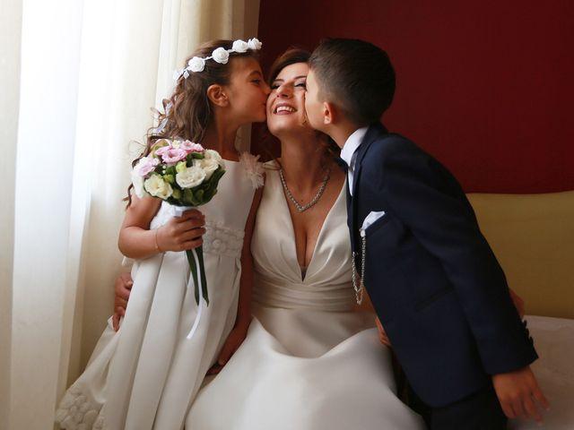 Il matrimonio di Grazia e Raffaele a Teverola, Caserta 12
