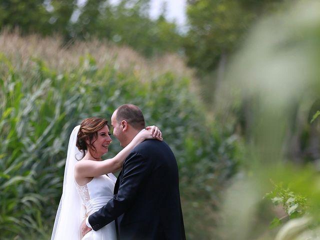 Il matrimonio di Grazia e Raffaele a Teverola, Caserta 15