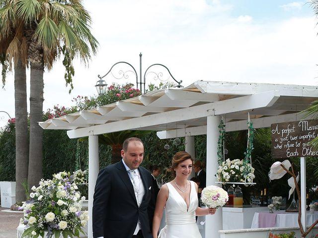 Il matrimonio di Grazia e Raffaele a Teverola, Caserta 20