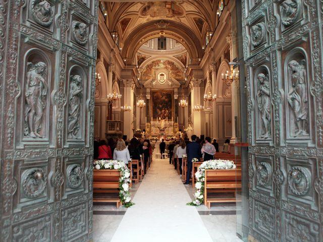 Il matrimonio di Valeria e Raffaele a Portici, Napoli 5