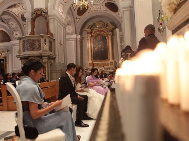 Il matrimonio di Valeria e Raffaele a Portici, Napoli 6