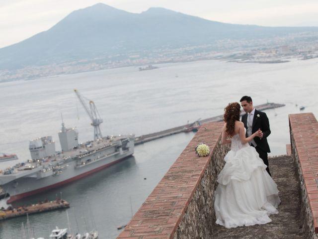 Il matrimonio di Valeria e Raffaele a Portici, Napoli 8