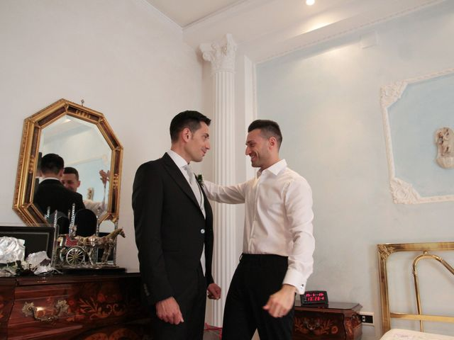 Il matrimonio di Valeria e Raffaele a Portici, Napoli 12