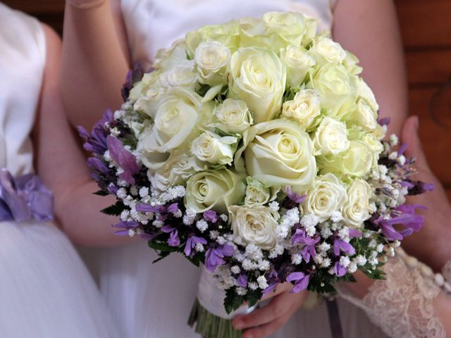 Il matrimonio di Valeria e Raffaele a Portici, Napoli 14