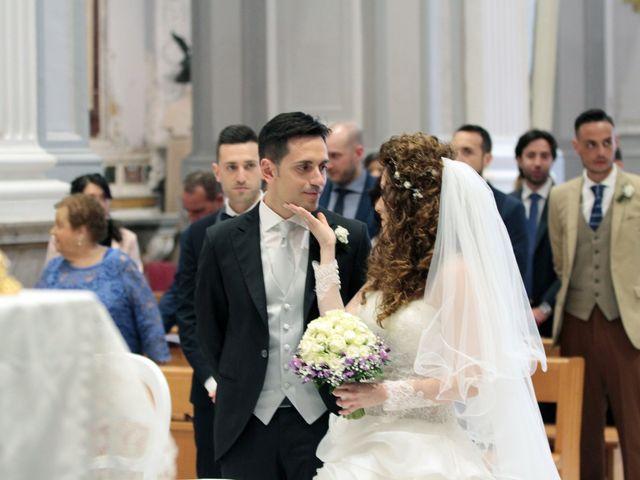 Il matrimonio di Valeria e Raffaele a Portici, Napoli 16