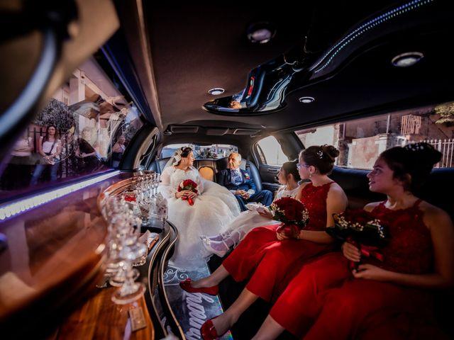 Il matrimonio di Carmelo e Maria a Taormina, Messina 7
