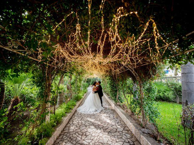 Il matrimonio di Carmelo e Maria a Taormina, Messina 14