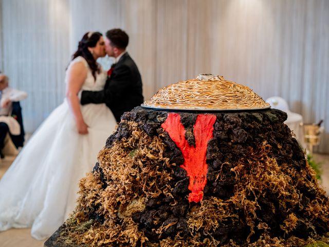 Il matrimonio di Carmelo e Maria a Taormina, Messina 21