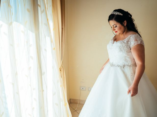 Il matrimonio di Carmelo e Maria a Taormina, Messina 23