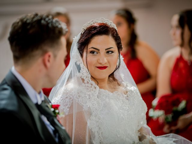 Il matrimonio di Carmelo e Maria a Taormina, Messina 25