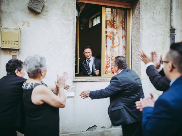 Il matrimonio di Carmelo e Maria a Taormina, Messina 28