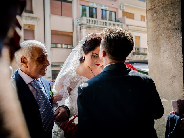 Il matrimonio di Carmelo e Maria a Taormina, Messina 32