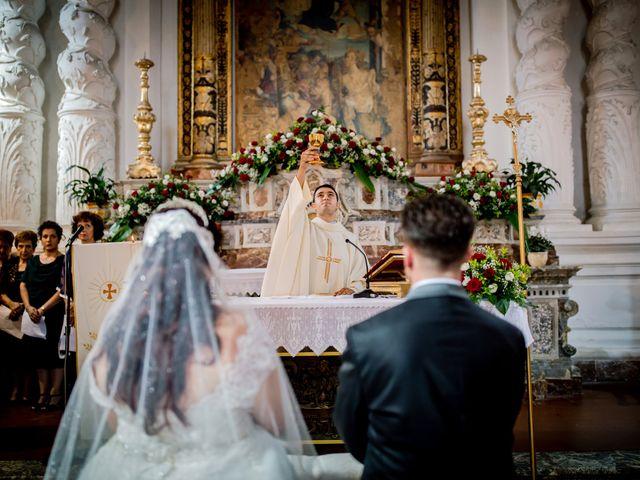 Il matrimonio di Carmelo e Maria a Taormina, Messina 33