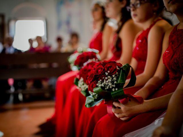Il matrimonio di Carmelo e Maria a Taormina, Messina 34
