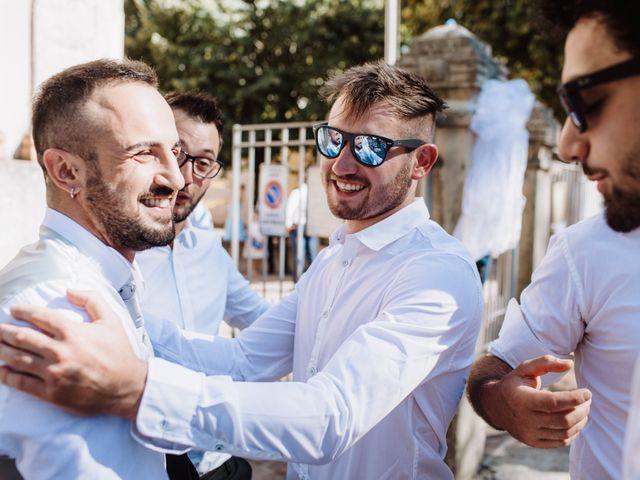 Il matrimonio di Andrea e Nicole a Parma, Parma 36