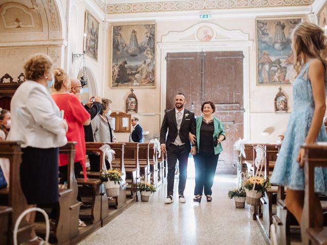 Il matrimonio di Andrea e Nicole a Parma, Parma 38