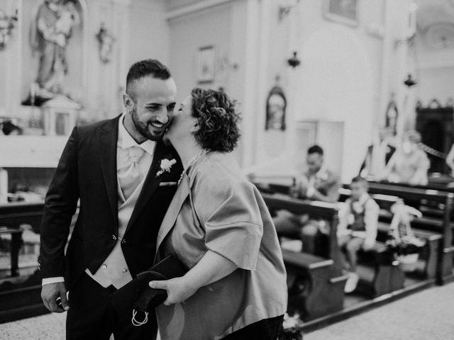 Il matrimonio di Andrea e Nicole a Parma, Parma 39